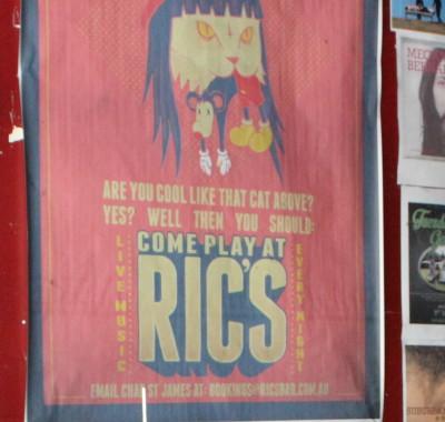 rics Bar