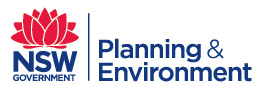 NSW Govt Planning and Environment logo