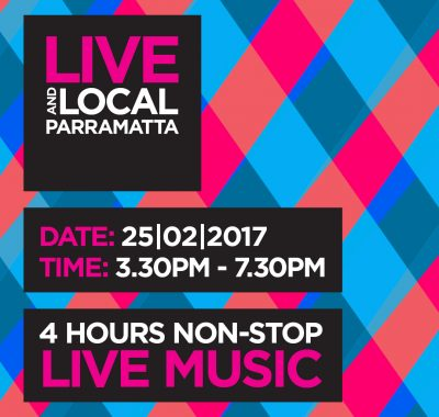 Live and Local Parramatta